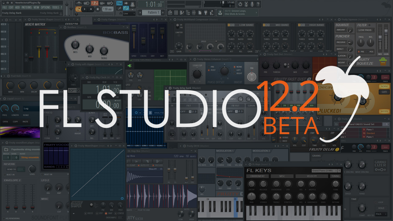 FL Studio 12.2 BETA