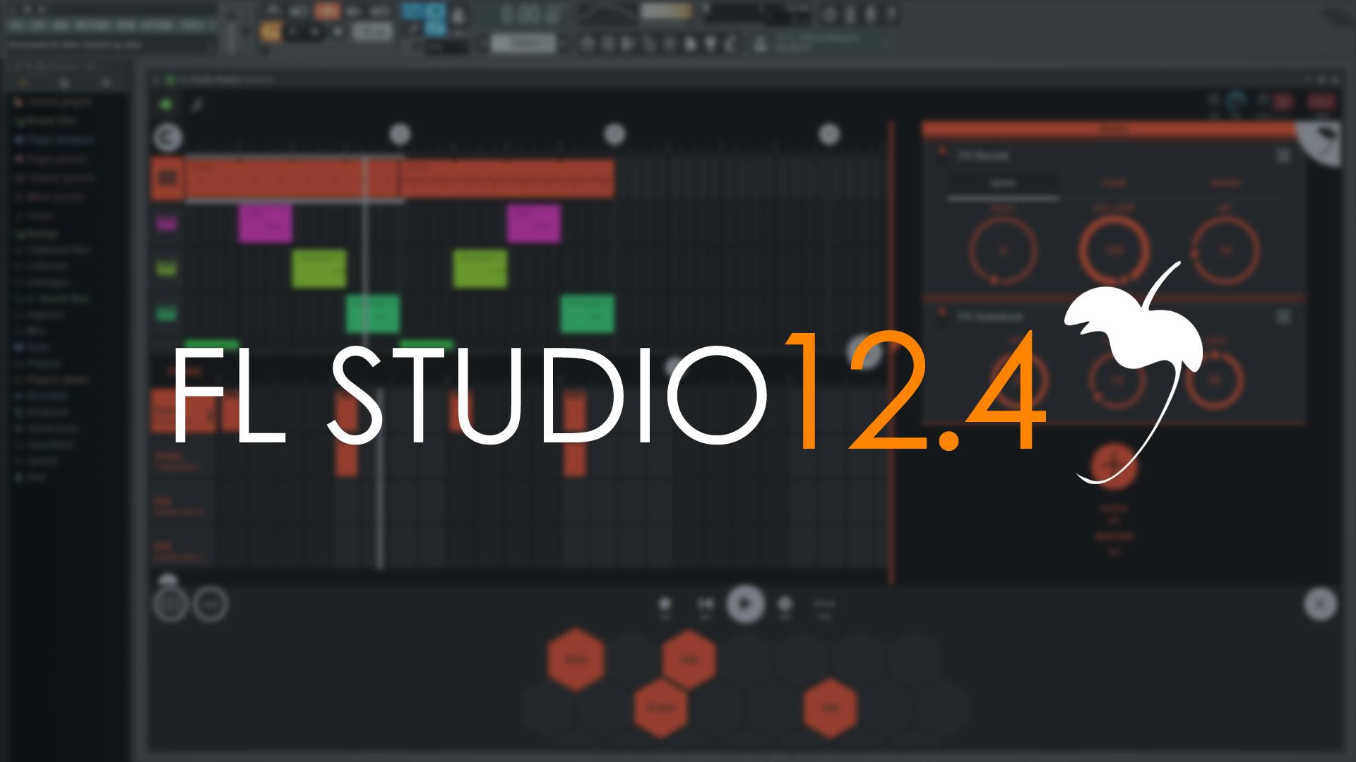fl studio 12.4 register key