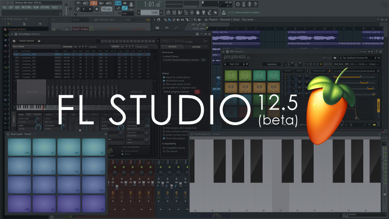 fl studio 12.5 free download full version crack