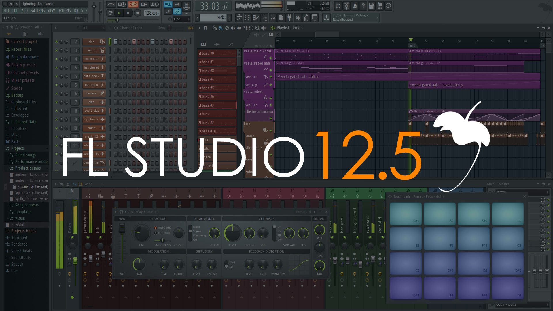 FL Studio 12.5.1 Build 165