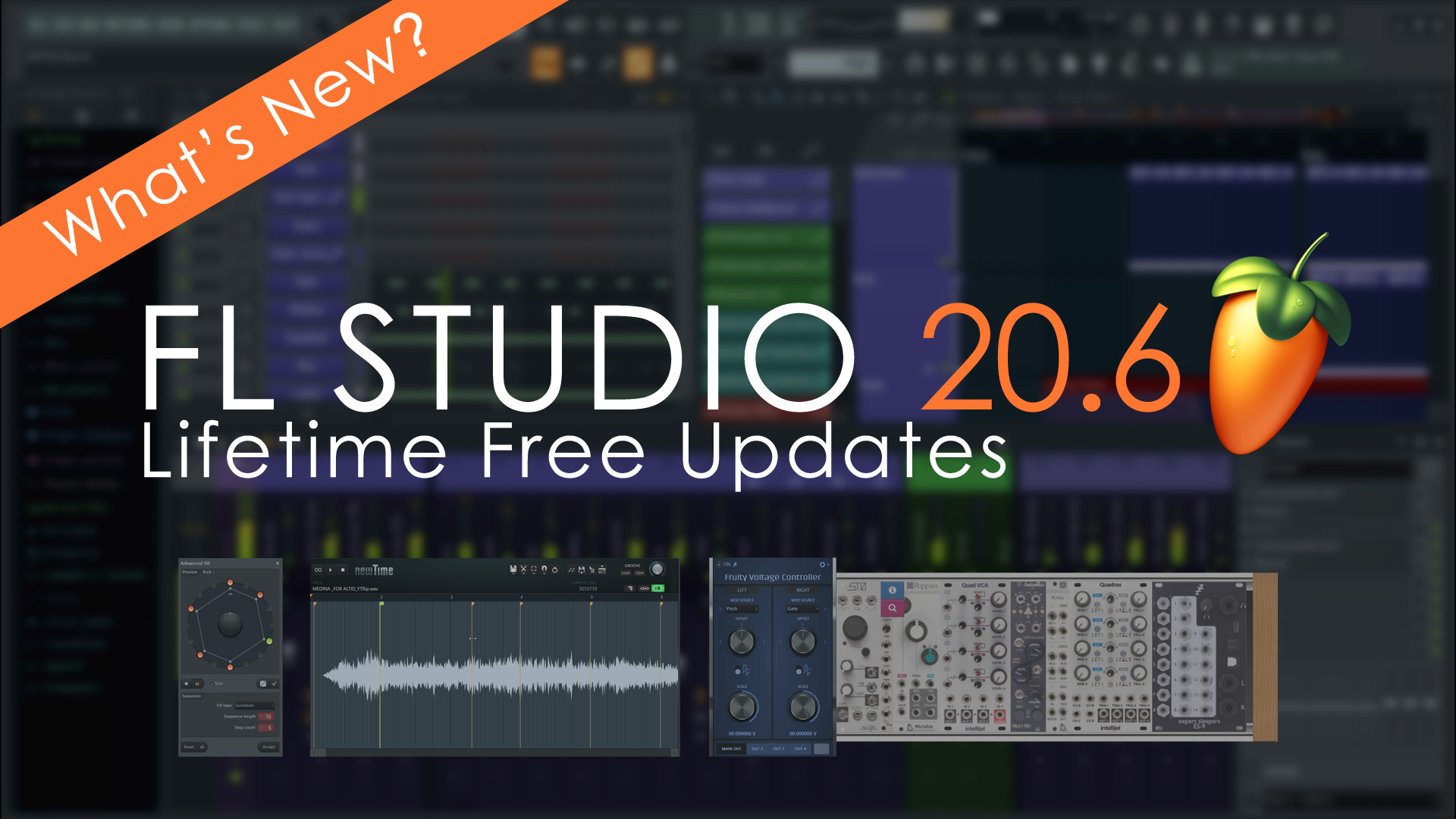 News - FL STUDIO 20.6 Released