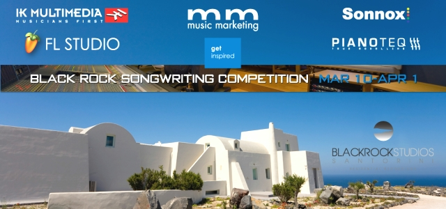 Black Rock Studios Songwriting Competition