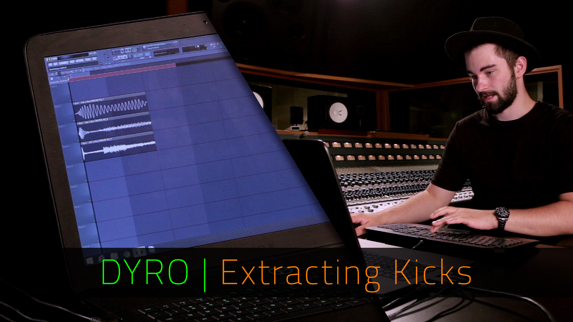 DYRO | Extracting Kicks