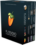 FL Studio Signature Bundle box version 11