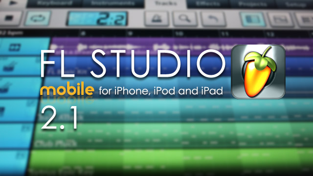 FL Studio Mobile 2.1