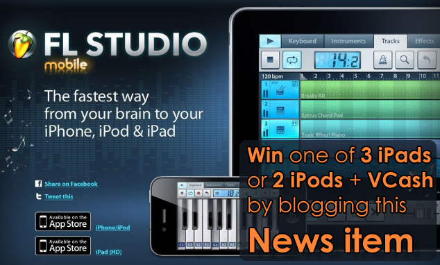 FL Studio Mobile Out Now!