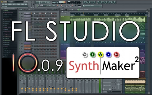 B FL Studio 10.0.9 Final Producer Edition.
