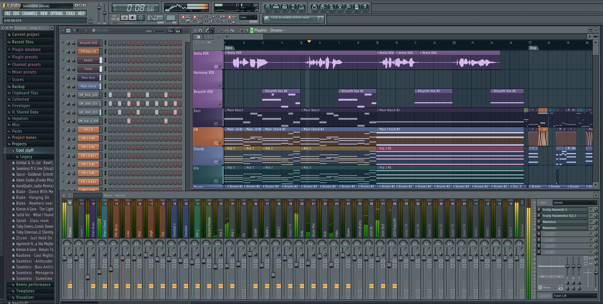 FL Studio 11 NewStuff