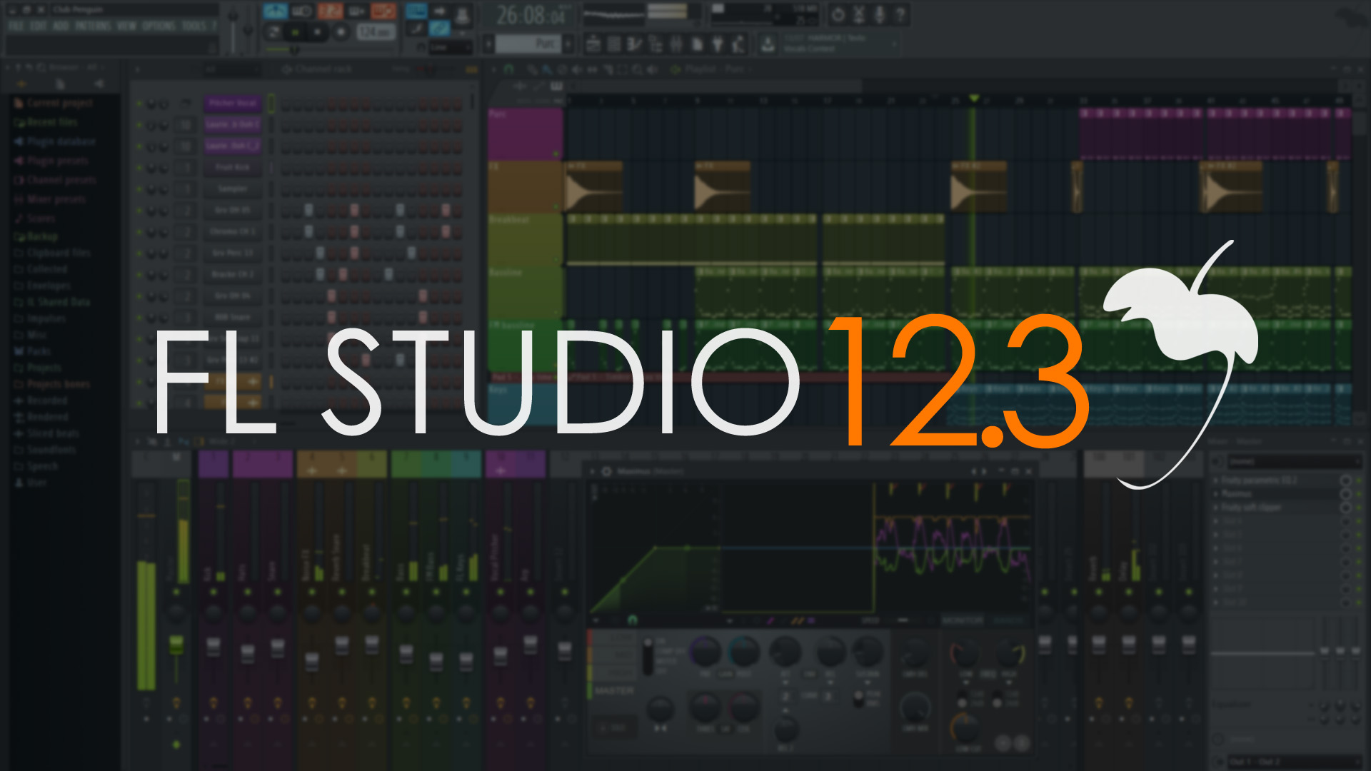 fl studio 12.3 crack