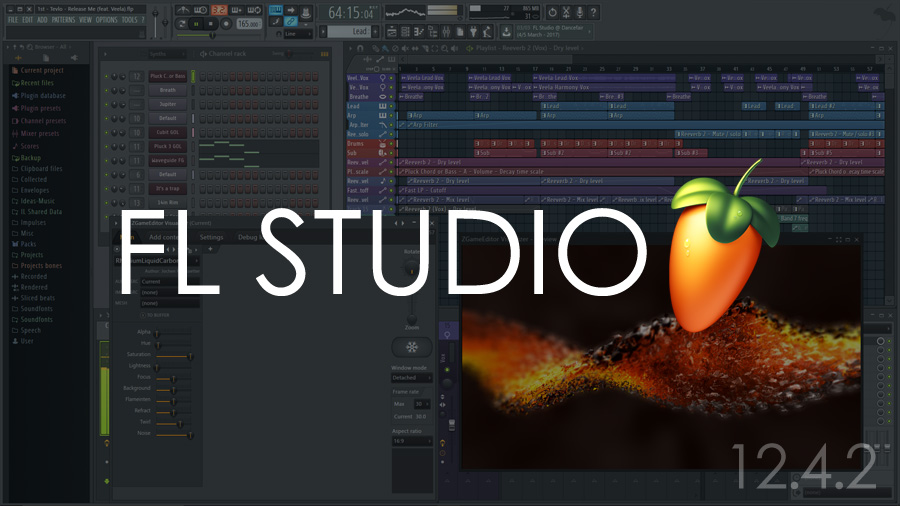 FL Studio Producer Edition 12.1.3 Mac Free Download