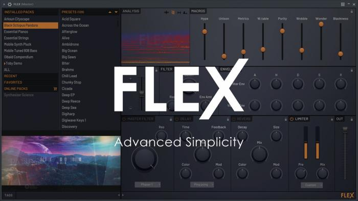 FLEX Free Synth