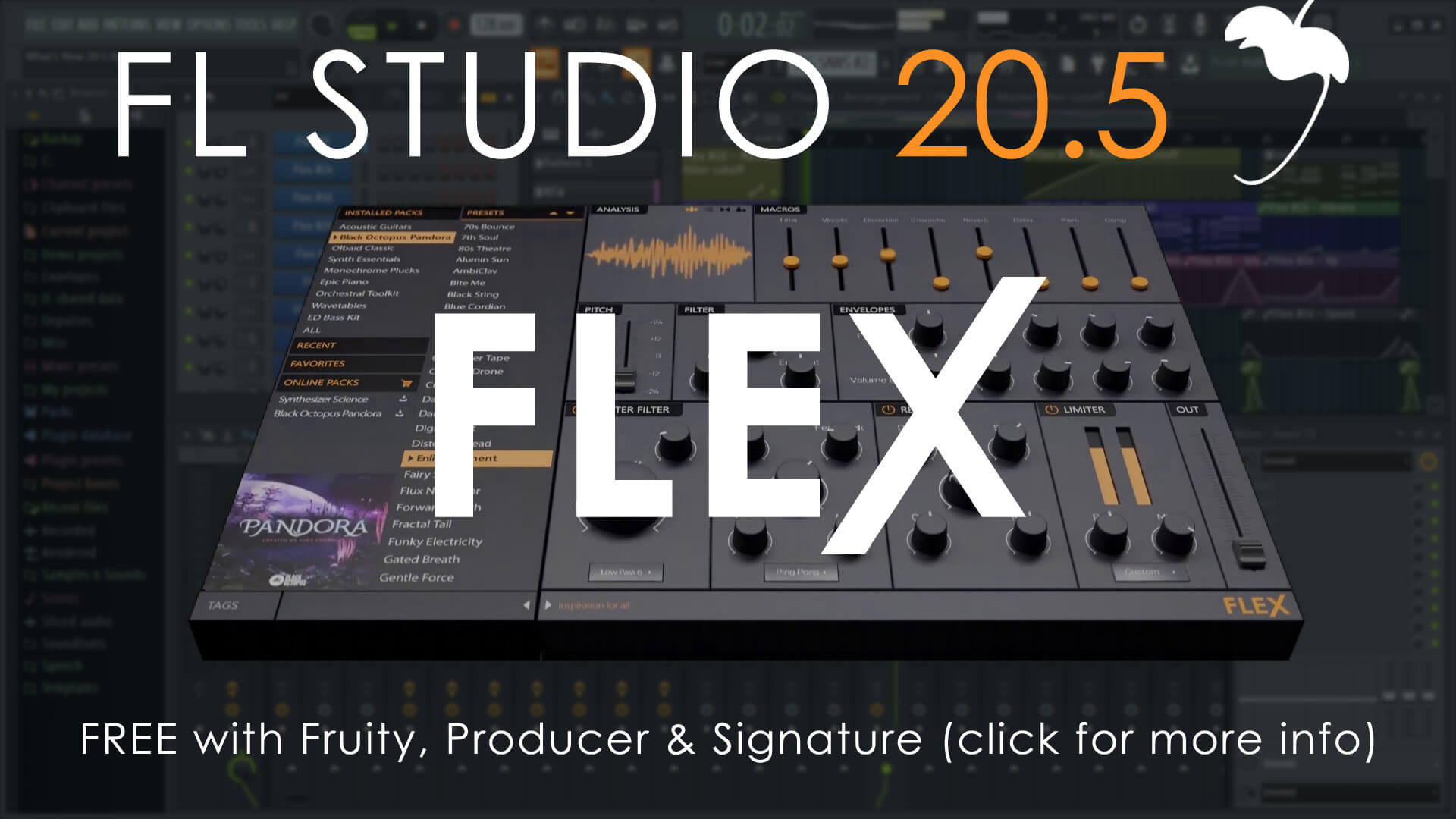 FL STUDIO 20.5 Released