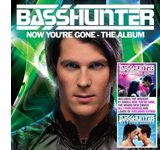 Image of the new BassHunter album cover.