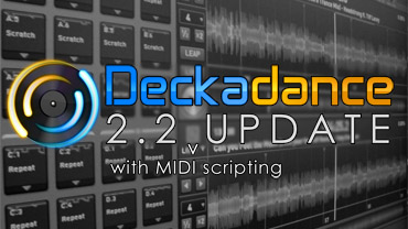 Deckadance 2.2 MIDI Scripting screenshot