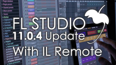 FL Studio 11.0.4 upgrade