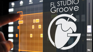 FL Studio Groove screenshot