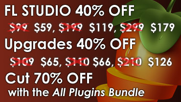 FL Studio updates discount link