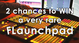FLaunchpad contest image showing 9 launchpads
