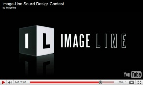The new moving Image-Line logo needs some sound. Link to the forum topic about this contest