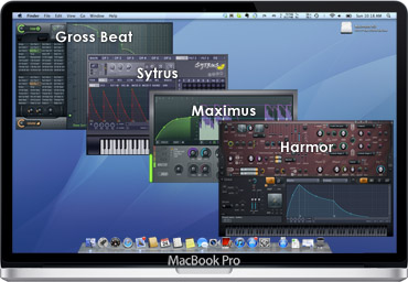 Mac VST OS X plugin alpha versions