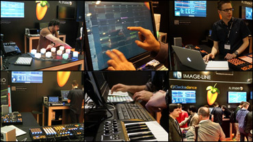 Musikmesse 2013 photo compilation