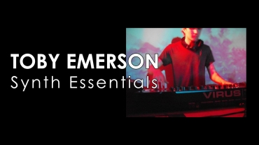 Toby Emerson Synth Essentials image
