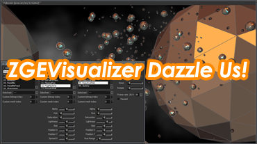 ZGEVisualizer competition promo