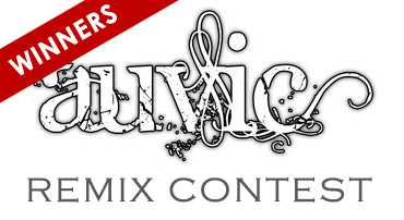 Auvic Remix contest logo
