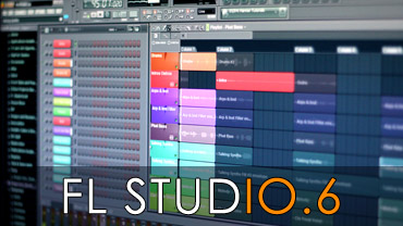 FL Studio 10.6 beta screenshot