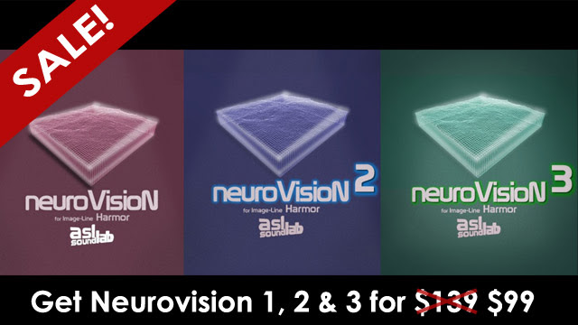 ASL Soundlab Neurovision Bundle