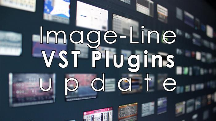 VST Plugin Update