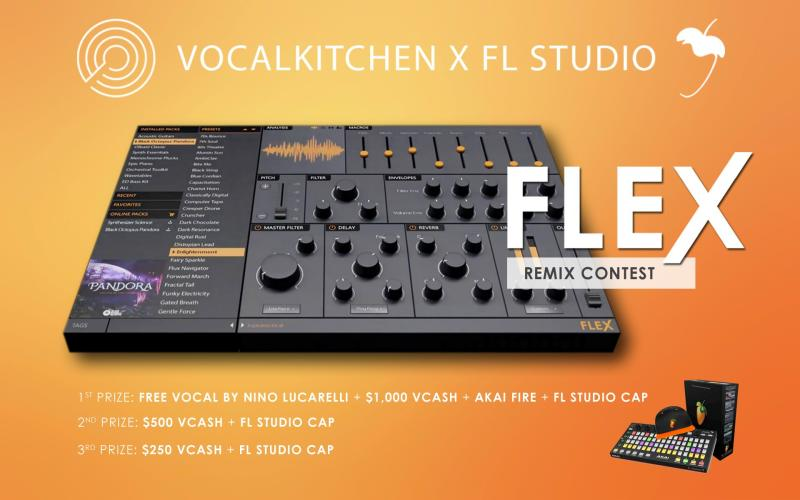 News - FL Studio, FLEX, Vocalkitchen, Nino Lucarelli