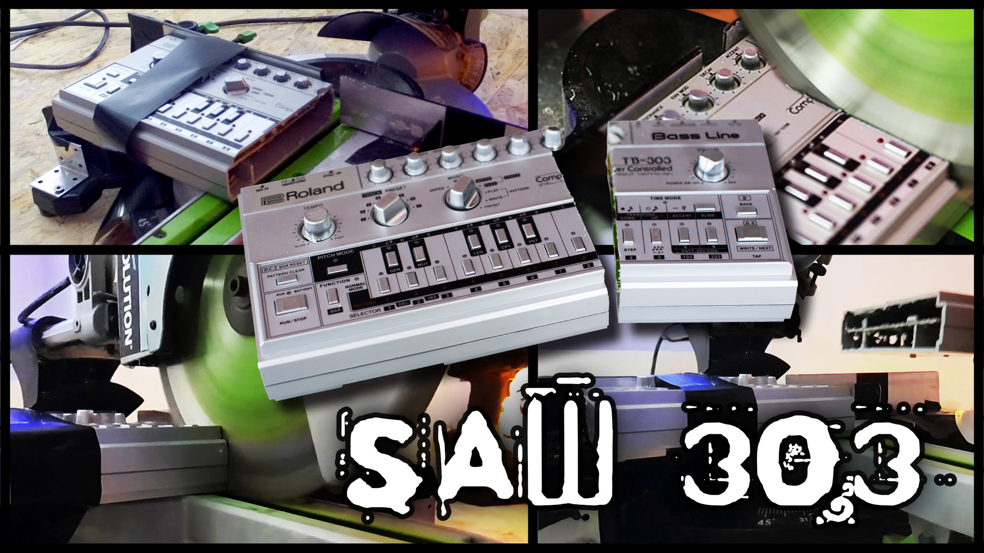 Did we destroy a TB-303?!!!