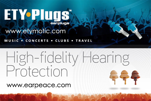 Hi-Fi / Musician's Earplugs