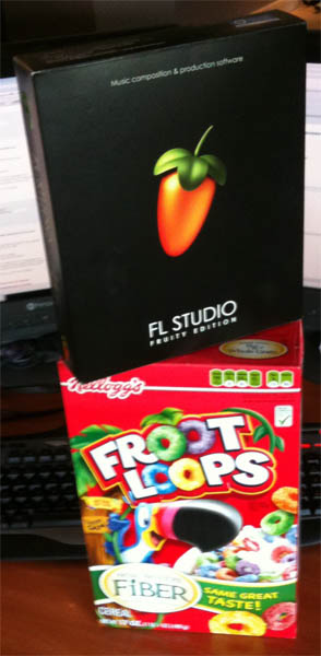 FL Studio vs Froot Loops