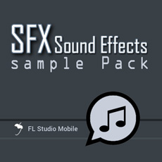 Image of the SFX Sound Effects EXP - InApp content.