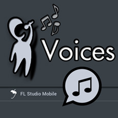 Image of the Voices - InApp content.