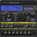 Thumbnail image of the Poizone plugin GUI