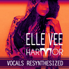 Image of the Elle Vee Vocals Resynthesized Vocals Presets - only download available online - no cd included.