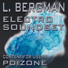 Image of the L. Bergman Electro Soundset Presets - only download available online - no cd included.