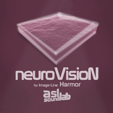 Image of the ASL SoundLab Neurovision Presets - only download available online - no cd included.
