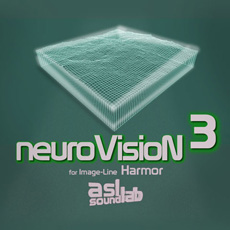 Image of the ASL SoundLab Neurovision 3 Presets - only download available online - no cd included.