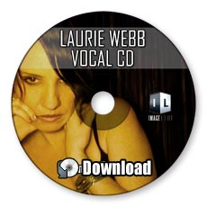 Image of the Laurie Webb CD - only download available online - no cd included.