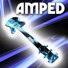 Image of the Amped CD - only download available online - no cd included.