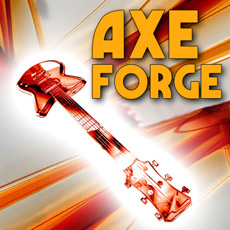 Image of the Axe Forge CD - only download available online - no cd included.