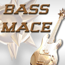 Image of the Bass Mace CD - only download available online - no cd included.