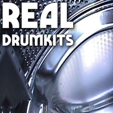 Image of the Real DrumKits CD - only download available online - no cd included.