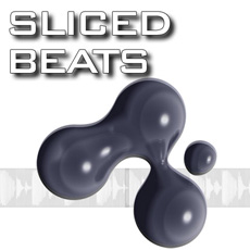 Image of the Sliced Beats CD - only download available online - no cd included.