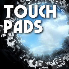 Image of the TouchPads CD - only download available online - no cd included.