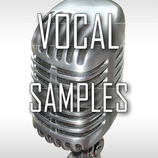 Image of the Vocal Sample CD - only download available online - no cd included.